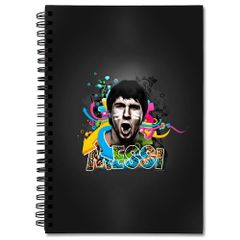 King Messy Notepad