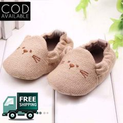 Baby Crib Knitted Shoes