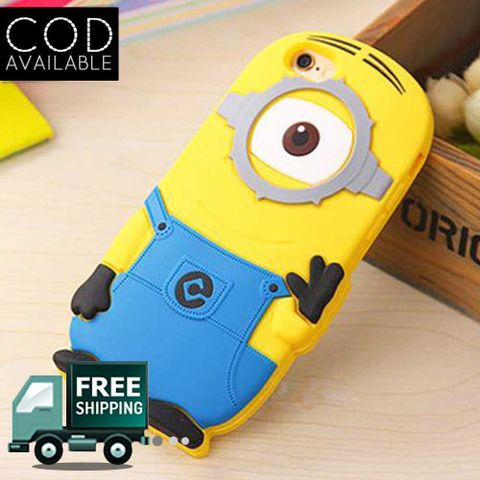 Minion iPhone Cover