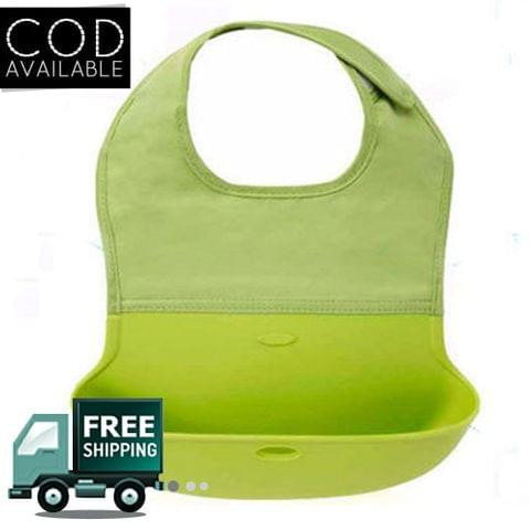 Baby Bib With Holder