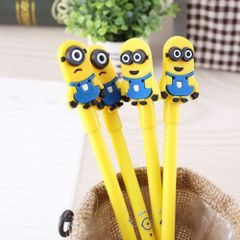 Minions Set Of 2 Gel Pen
