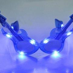 LED Guitar Party Glasses