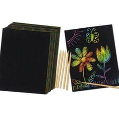 Magic Colour Scratch Sheets