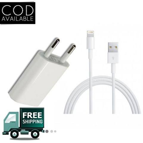 Apple 5s Charger White