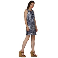 Fashion Shoppe Superb Women's Black Midi