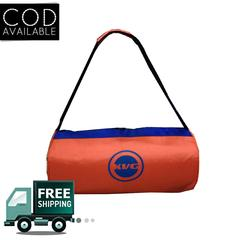 Kvg New Orange Gym Bag