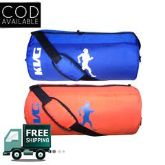 Kvg Combo Running Man Gym Bag