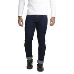 Vrgin Combo Of 3 Men's Slim Fit Stretchable Jeans With Assorted Color Socks