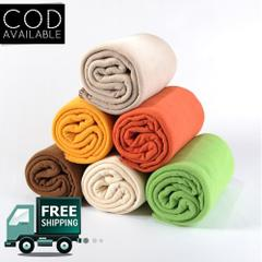Indian Mad Polar Fleece Blankets(Any 5 Assorted Color)