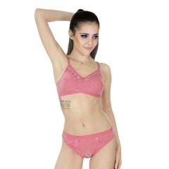 SK Dreams Combo of 3 Women's Bra & Panty Set