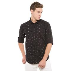 KP Men's Combo Of 2 Casual Printed Shirts
