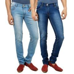 Yellow Tree Combo Of 2 Jeans & 1 Shirt For Men