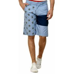 MSG Men's Cotton Trackpant & Shorts Combo