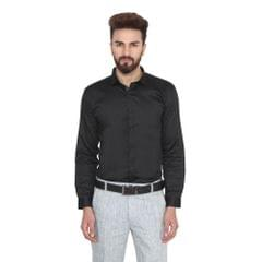 Lee Marc Men's Combo Of 2 Slim Fit Shirts