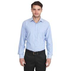 Lee Marc Men's Combo Of 2 Formal Shirts