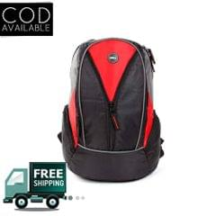 Dell Sports Red Laptop Backpack