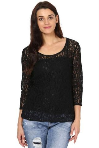 Lace Top /TSF2818
