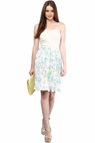 Skirt In Print /SKF350058