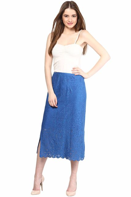 Skirt In Lace /SKF350063