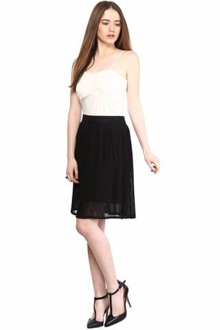Skirt In Solid /SKF350094