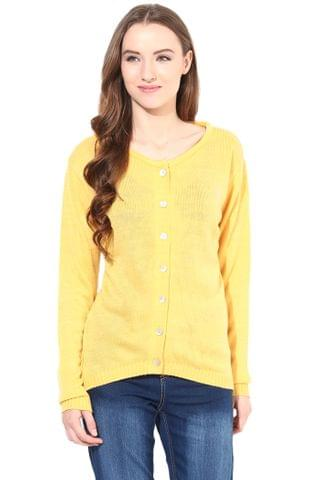 Yellow Round Neck Line/SWF460028