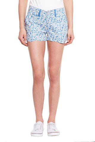 SHORTS IN FLORAL PRINT/ SHF2502