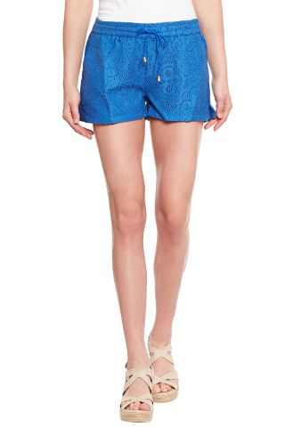 COTTON LACE SHORTS/ SHF2509