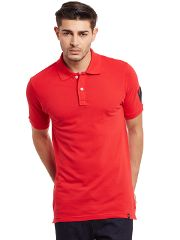 Polo T-Shirt In Red Color /TSM840026