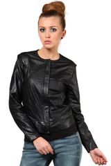 100% Pure Soft Lamb Brown Leather Jacket /JKF1351