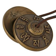Purpledip Buddhist musical instruments for meditation (10679)
