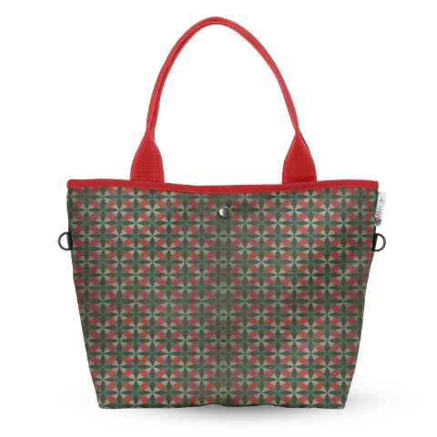Moroccan Royale Wide Tote Bag