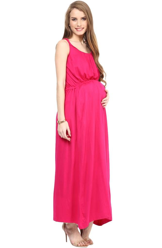 Pinked Out Maxi