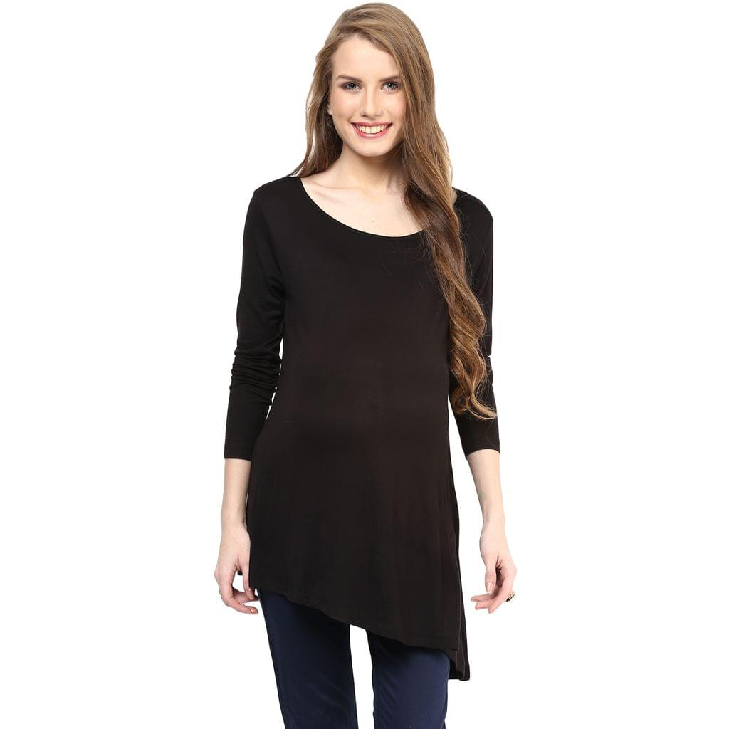 The Must Have Black Maternity Top