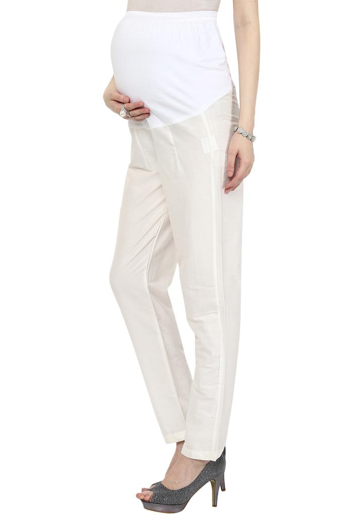 Indian Pants Ivory White