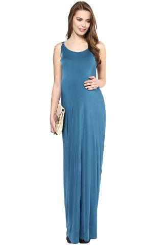 The Maxi Teal