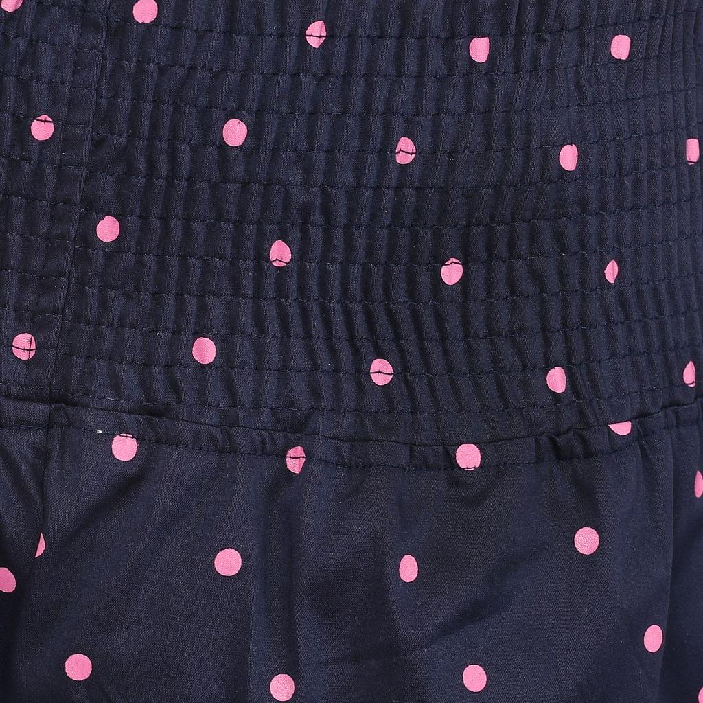 The Pink and Black Maternity Shorts