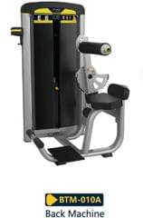 Body Strong BTM Series  Back Extension Machine BTM-010A