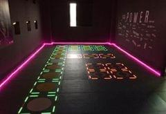Interactive Tiles for Gyms