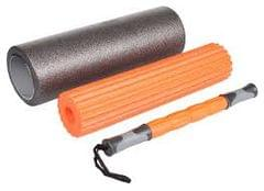LIVE PRO 3IN ONE FOAM ROLLER