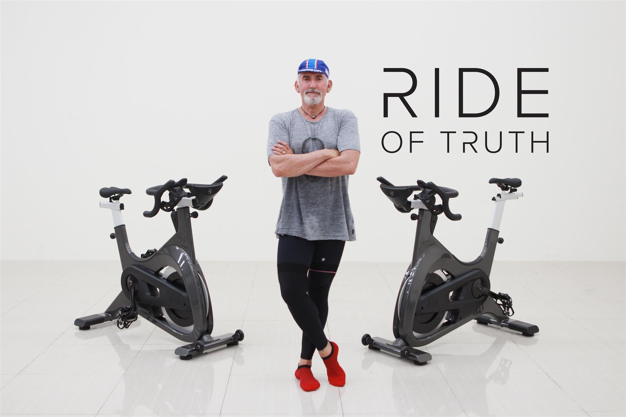 The Ride of Truth by Johnny G