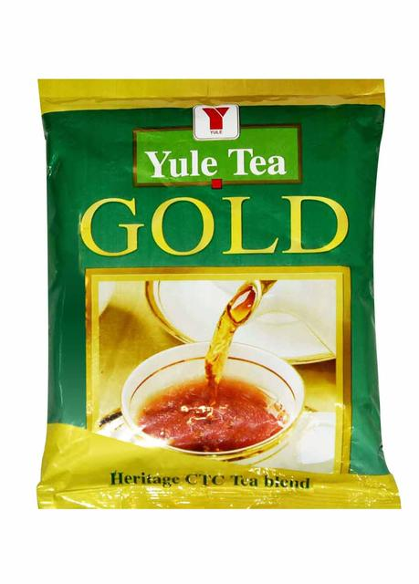 Yule Tea Gold CTC Leaves: 250gms (Free Shipping)