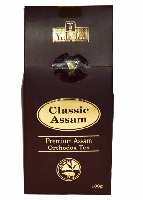 Yule Classic Assam Premium Orthodox Tea : 100gms