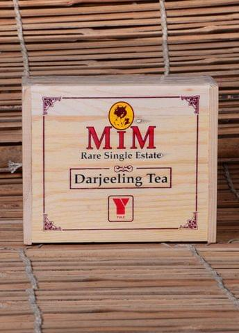 Yule MIM Premium Single Estate Darjeeling Tea in Pine Chestlets : 100gms