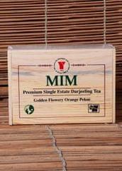 Yule MIM Premium Single Estate Darjeeling Tea in Pine Chestlets : 250gms