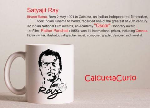 'Ray' by Hiran Mitra : CalcuttaCurio