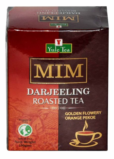 Yule MIM Darjeeling Roasted Tea : 100gms