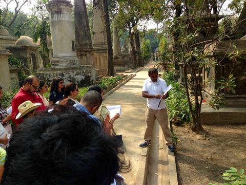 HWC : Colonial Cemeteries Walk