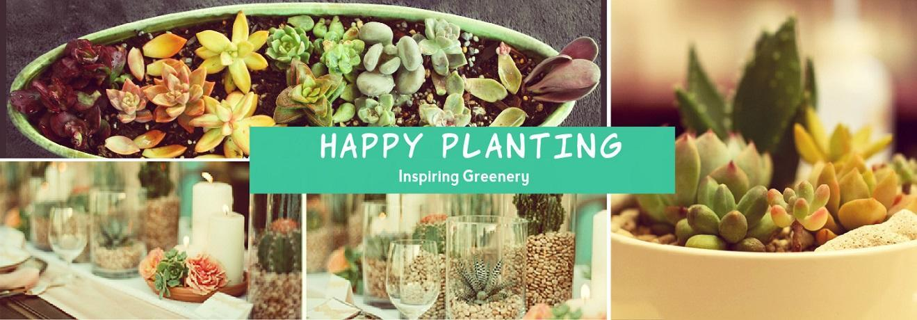 Happy Planting Green Gifts online Delhi/NCR