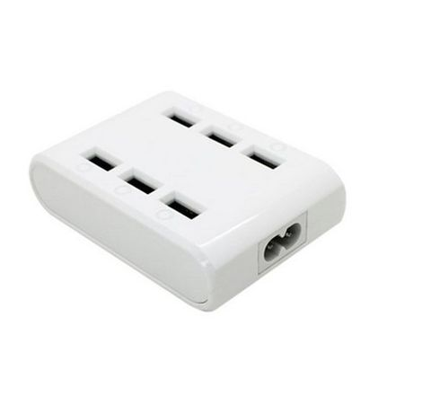 Digitek DMC-014 6 USB Travel Charger