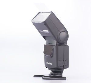 Digitek Camera Flash Speedlight Universal Brand Gn 38 Iso 003